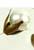 www.snowfall-perles.be - Calotte de métal, tulipe ± 14x10mm (± 160 pcs.)