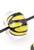 www.snowfall-beads.nl - Glaskralen Italian style rondel versierd van supergoede kwaliteit ± 15x9mm (gat ± 2mm)