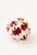 www.snowfall-beads.com - Metal beads strass crystal ball ± 8mm