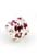 www.snowfall-beads.com - Metal beads strass crystal ball ± 8mm