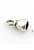 www.snowfall-beads.de - Metall Käppchen ± 13x7,5mm (Löch ± 5mm und Äuglein ± 3,5mm)