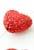 www.snowfall-beads.be - Polymeerklei kralen met strass, hartje ± 20x17mm (gat ± 1,5mm)