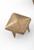 www.snowfall-beads.fr - Mélange de studs de métal, carrés ± 4x4mm/6x6mm/8x8mm (± 280 pcs.)