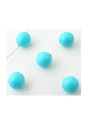 www.snowfall-beads.nl - Parelmoer kralen rond bewerkt ± 10mm (gat ± 1mm)