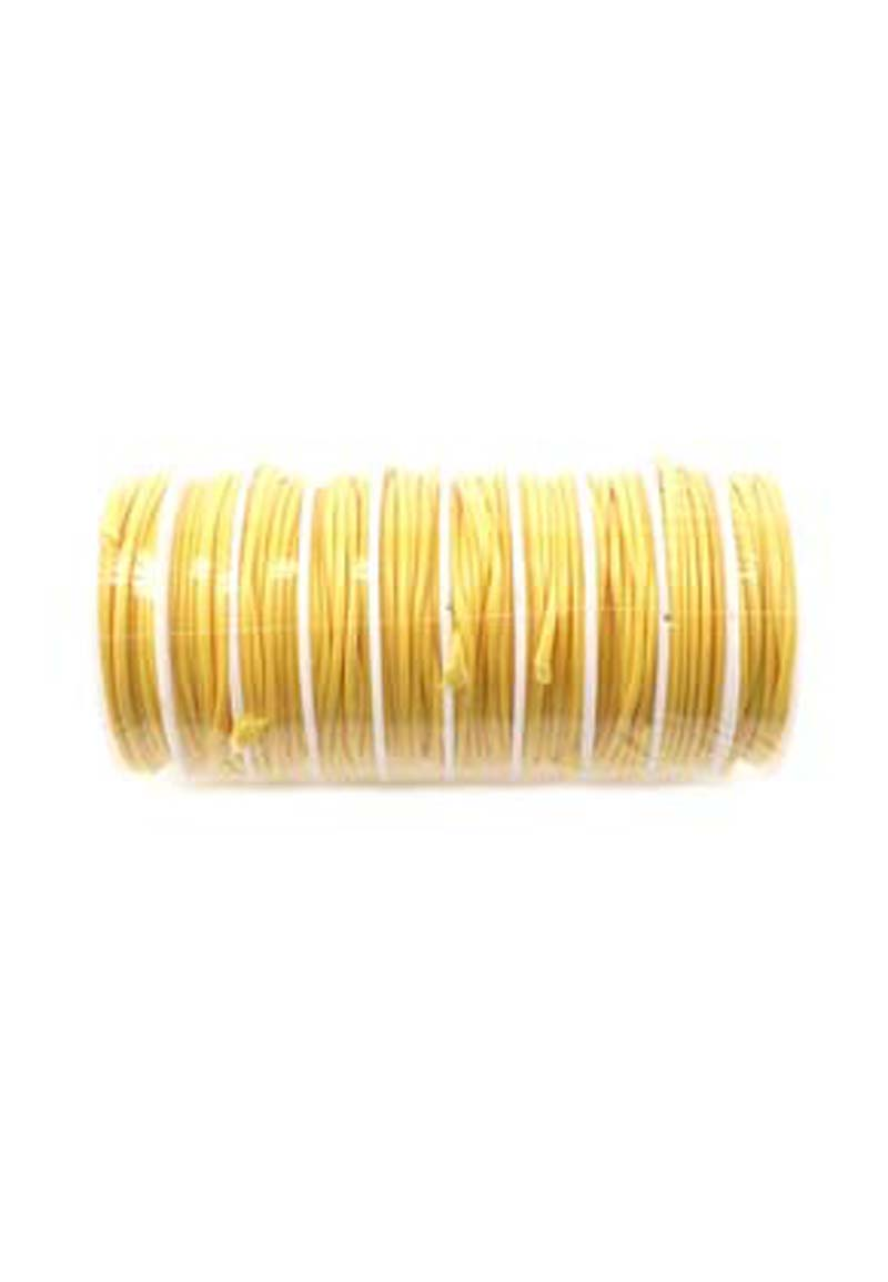 wax cord with lustre 10x 3 5 meter 2mm thick. Black Bedroom Furniture Sets. Home Design Ideas