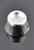 www.snowfall-beads.fr - Perles de matière synthétique metal look 'studs' ± 6x9mm (trou ± 1,5mm) (± 95 pcs.)