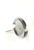 www.snowfall-beads.de - Metall Ohrstecker mit Fassung für ± 10mm Klebestein ± 14x12mm