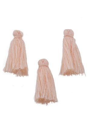 www.snowfall-beads.com - Textile tassels 28x10mm