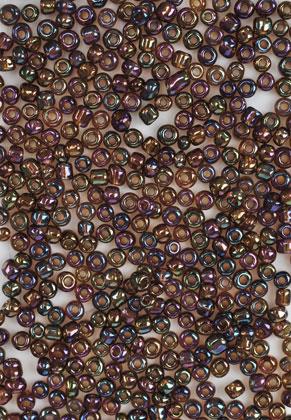 www.snowfall-beads.com - Glass seed beads 3mm (8/0)