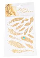 www.snowfall-beads.de - Ibiza Style Instant Tattoos / temporären Tattoos - D19733