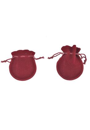 www.snowfall-beads.com - Textile gift bags 9x7cm