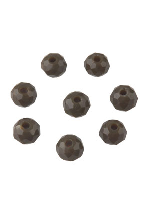 www.snowfall-beads.nl - Glaskralen rondel 4x3mm