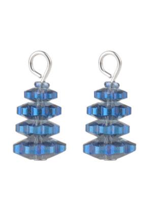 www.snowfall-beads.com - Glass pendants tree 20x10mm