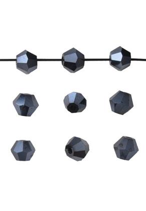 www.snowfall-beads.com - Glass beads bicone 4mm