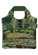 www.snowfall-fashion.nl - Ecozz ecoshopper Water Lilies and the Japanese Bridge (Claude Monet 1897) - D20271