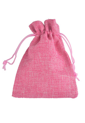 www.snowfall-beads.com - Textile gift bags 13,5x9cm