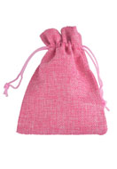 www.snowfall-beads.com - Textile gift bags 13,5x9cm - D20672