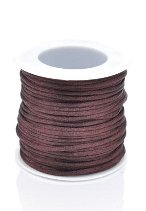 www.snowfall-beads.com - Satin cord 2mm (20m)