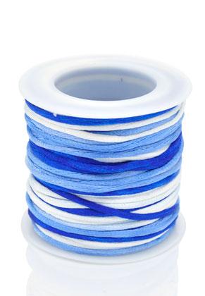 www.snowfall-beads.com - Imitation silk cord 2mm (20m)
