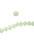 www.snowfall-beads.de - Glasperlen Rondelle facette geschliffen 4x3mm (140 Stücke)