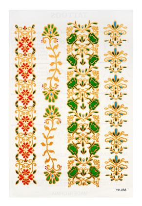 www.snowfall-beads.fr - Tattoos éphémères / tatouages temporaires