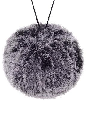 www.snowfall-beads.de - Flusenkugel mit elastischer Schlaufe 90mm