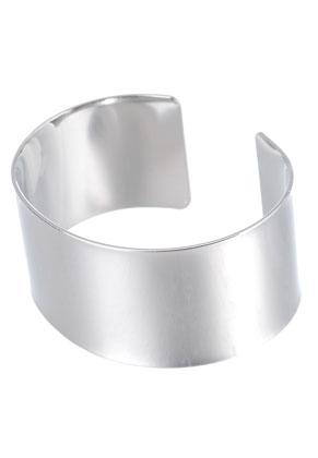 www.snowfall-beads.nl - Brass cuff armband blank 17,5cm, 3cm breed