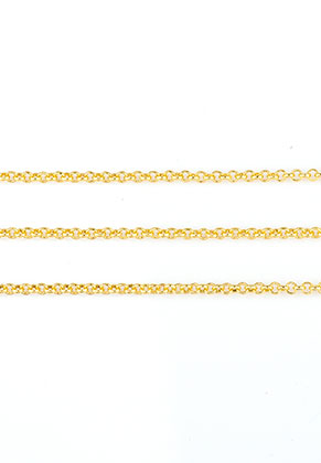 www.snowfall-beads.co.uk - Metal chain with 2mm link