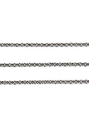 www.snowfall-beads.nl - Metalen jasseron met 2mm schakel