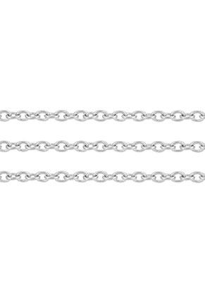 www.snowfall-beads.fr - Chaîne en acier inoxydable avec maillons 2,5x2mm