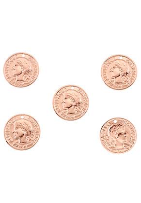 Metall und Münze
