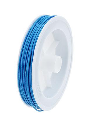 www.snowfall-beads.com - Wax cord 1mm (20 meter per roll)