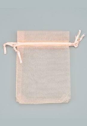 www.snowfall-perles.be - Organza sacs pour présentes 11x9cm