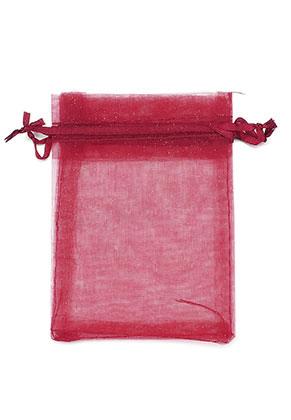www.snowfall-beads.com - Organza gift bags 11x9cm