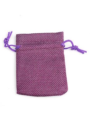 www.snowfall-beads.nl - Stoffen cadeautasjes 9x6,5cm