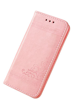 www.snowfall-fashion.co.uk - Imitation leather book case phone case for iPhone 7 / iPhone 8 14x7,1x1,5cm