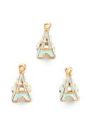 www.snowfall-beads.com - Metal pendants/charms Eiffel Tower 23x10mm - D29076