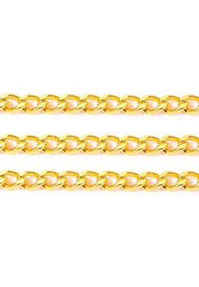 www.snowfall-beads.es - Cadena de metal con eslabones 8x5mm (± 100cm)