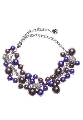 www.snowfall-beads.com - DoubleBeads Creation jewelry kit bracelet with synthetic beads (including instructions)