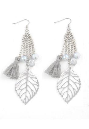 www.snowfall-beads.com - DoubleBeads Creation Mini jewelry kit earrings