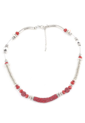 www.snowfall-beads.com - DoubleBeads Creation Mini jewelry kit necklace