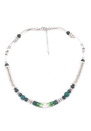 www.snowfall-beads.com - DoubleBeads Creation Mini jewelry kit necklace