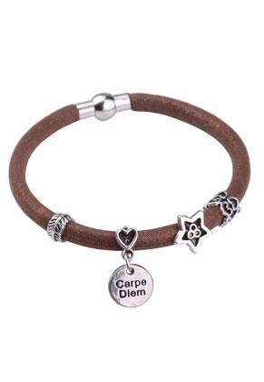 www.snowfall-beads.com - DoubleBeads Creation Mini jewelry kit textile bracelet