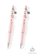 www.snowfall-beads.nl - DoubleBeads Creation Mini sieradenpakket kralenpen - DE00246