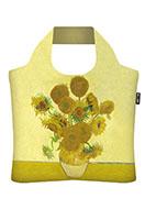 www.snowfall-fashion.de - Ecozz Eco Shopper Sunflowers (Vincent van Gogh 1888) - E00091