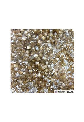 www.snowfall-beads.com - Miyuki Delica glass seed beads 11/0 1,6x1,3mm DB0671 (10000 pcs.)