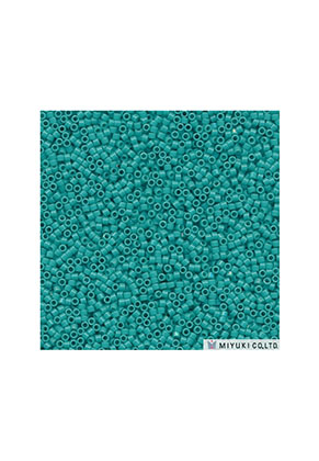 www.snowfall-beads.com - Miyuki Delica glass seed beads 11/0 1,6x1,3mm DB0729 (10000 pcs.)
