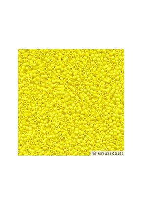 www.snowfall-beads.com - Miyuki Delica glass seed beads 11/0 1,6x1,3mm DB0721 (10000 pcs.)