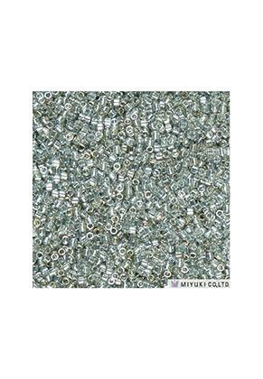 www.snowfall-beads.de - Miyuki Delica Glas rocailles 10/0 2,2x1,9mm DBM-0114 (8000 St.)