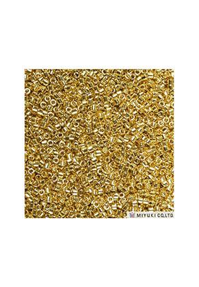 www.snowfall-beads.com - Miyuki Delica glass seed beads 10/0 2,2x1,9mm DBM-0031 (8000 pcs.)